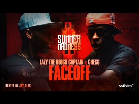 Download EAZY THE BLOCK CAPTAIN VS CHESS SUMMER MADNESS 11 FACE OFF   URLTV