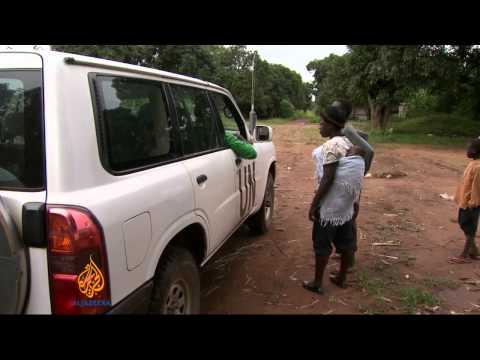 UN struggles to send aid to DRC civilians