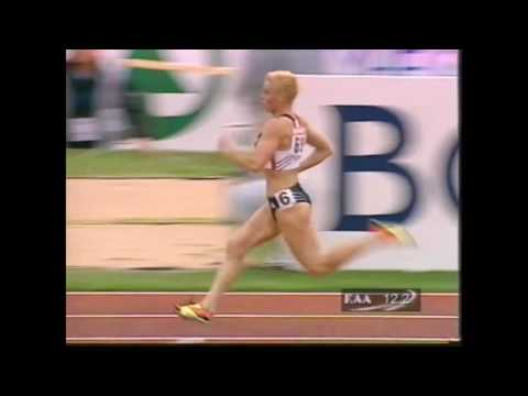 Lee  McConnell - 2002 Munich 400m Euro Champs Semi Final