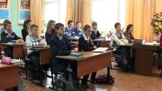 День герба и флага в 5 школе Нелидово.