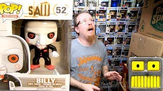 Baixar Funko Pops (8 Mystery Boxes Full Of Horror Funko Pops and Rock Candy Figures)