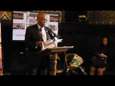 STARR RADIO UK @ UK PARLIAMENT - BLACK HISTORY MONTH CELEBRATION