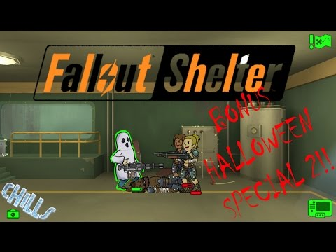 fallout shelter bonus halloween special 2 horror movie night pc gameplay ios android