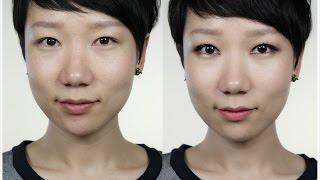 【蕊姐彩妆课】给内双眼型和单眼皮的小烟熏 Light Smoky Makeup for Small Eyes