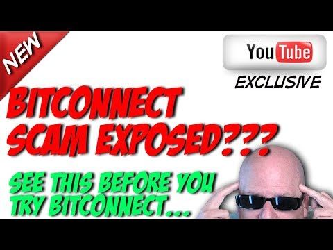 Bitconnect Scam? Do NOT Get Into Bitconnect Until You See This!!!