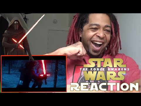 STAR WARS: THE FORCE AWAKENS Official Trailer #3 - REACTION