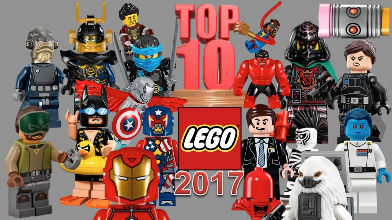 lego batman minifigures 2017 - photo #29