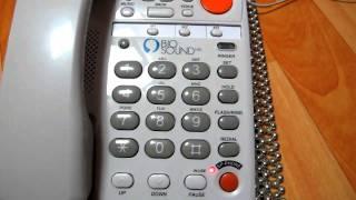 오코웰 보청 전화기 SP-1000