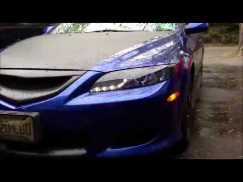 Mazda 6 Atenza Mods Collide By Moog Youtube