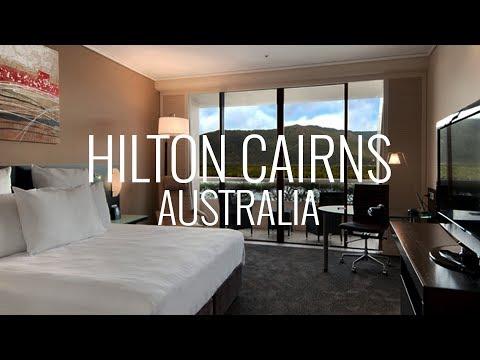 Hilton Cairns Room And Hotel Tour Australia 4K