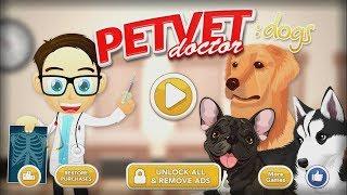 Pet Vet Doctor Dogs - Bake More Cake Maker Inc. Walkthrough