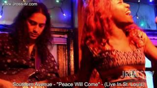 "James Ross @ Southern Avenue - ""Peace Will Come"" - www.Jross-tv.com (St. Louis)"