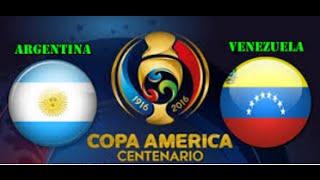 Prediksi Argentina Vs Venezuela, 19 Juni 2016, Copa Amerika