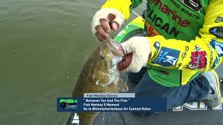 Why Timmy Horton uses Jerkbaits for slow or finicky fish
