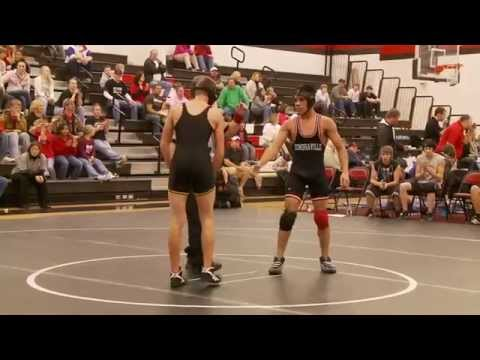 Sonoraville Wrestling Highlight Video 1 of 3
