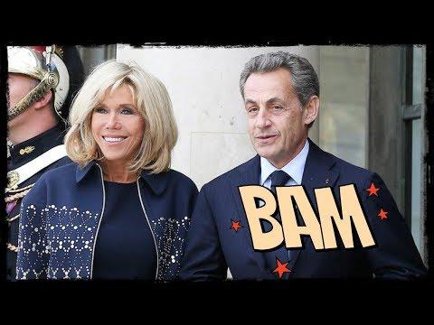 Quand Brigitte Macron remet Nicolas Sarkozy à sa place !