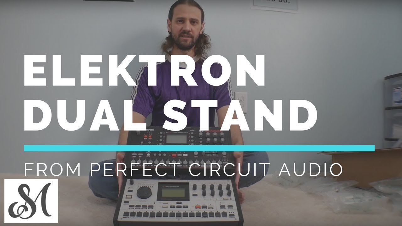 Elektron Dual Stand from Perfect Circuit Audio