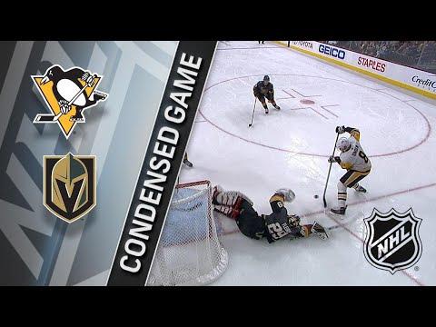 12/14/17 Condensed Game: Penguins @ Golden Knights