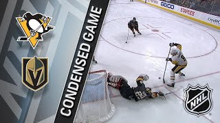 12/14/17 Condensed Game: Penguins @ Golden Knights
