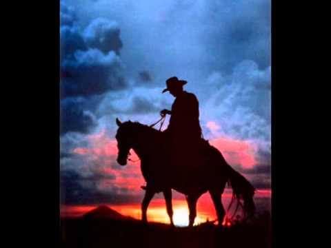 -Willie Nelson- My Heroes Have Always Been Cowboys