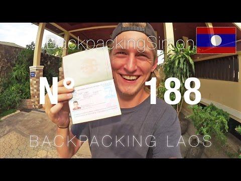 Jetzt Kann Es Los Gehen! Laos / Weltreise Vlog / Backpacking #188