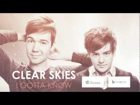 Clear Skies -