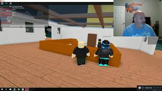 Lucas, Papa und Meme spielen Roblox Sinking Ship Simulator