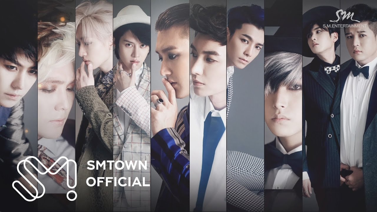 Super Junior's 'Mamacita' Tops World Albums Chart With Only