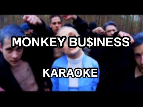 Margaret - Monkey Business [karaoke/instrumental] - Polinstrumentalista
