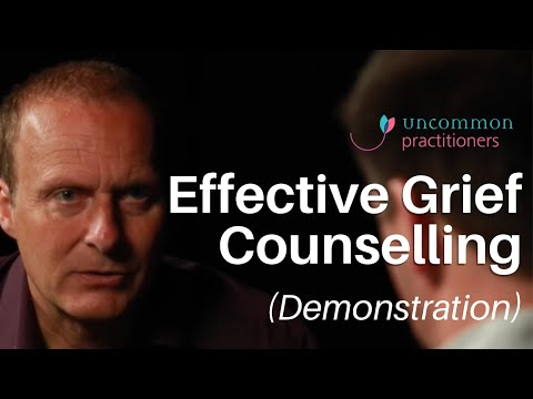 Grief Counselling - Let Your Client Talk About Their Loved One