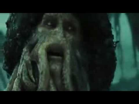 Thumbnail: Will Turner and Davy Jones death.