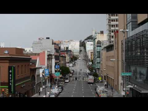 San Francisco Tsunami Alarm