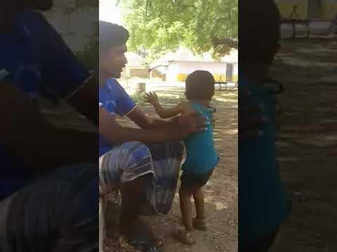My son dance(2)