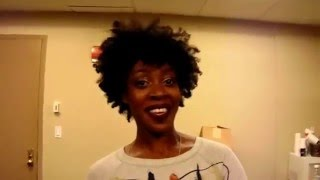 Joyah, bassist of British Dependency Reviews Mel's Butter Blends' Hair Crack All Natural Butter