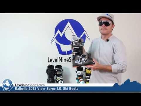 hyvä rakenne myymälä poimittu Dalbello 2013 Viper Surge I.D. Ski Boots