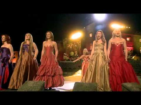 Celtic Woman  You Raise Me Up and Concert Closing,  at the Slane Castle