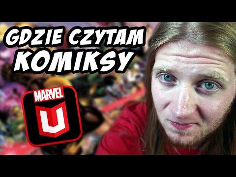 Gdzie czytam komiksy - Marvel Unlimited