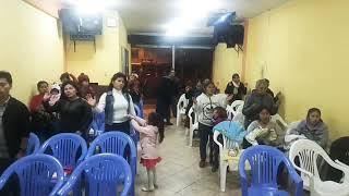 En vivo !!! Pr Richart Salinas  - Campaña Señor Quiero Ver tu Gloria