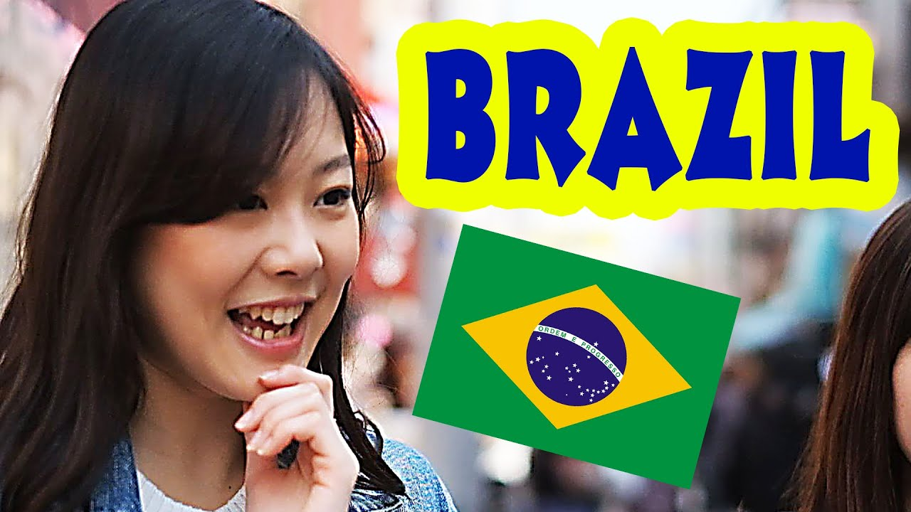 Japanese Brazilian Girl