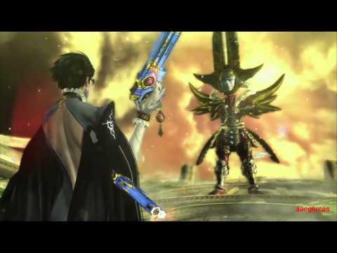 Bayonetta 2 guia 100% Capitulo I - Noatun: genesis