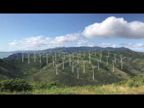 Fung Institute Master of Engineering Capstone Project Pitch for Oscillating Wind Power