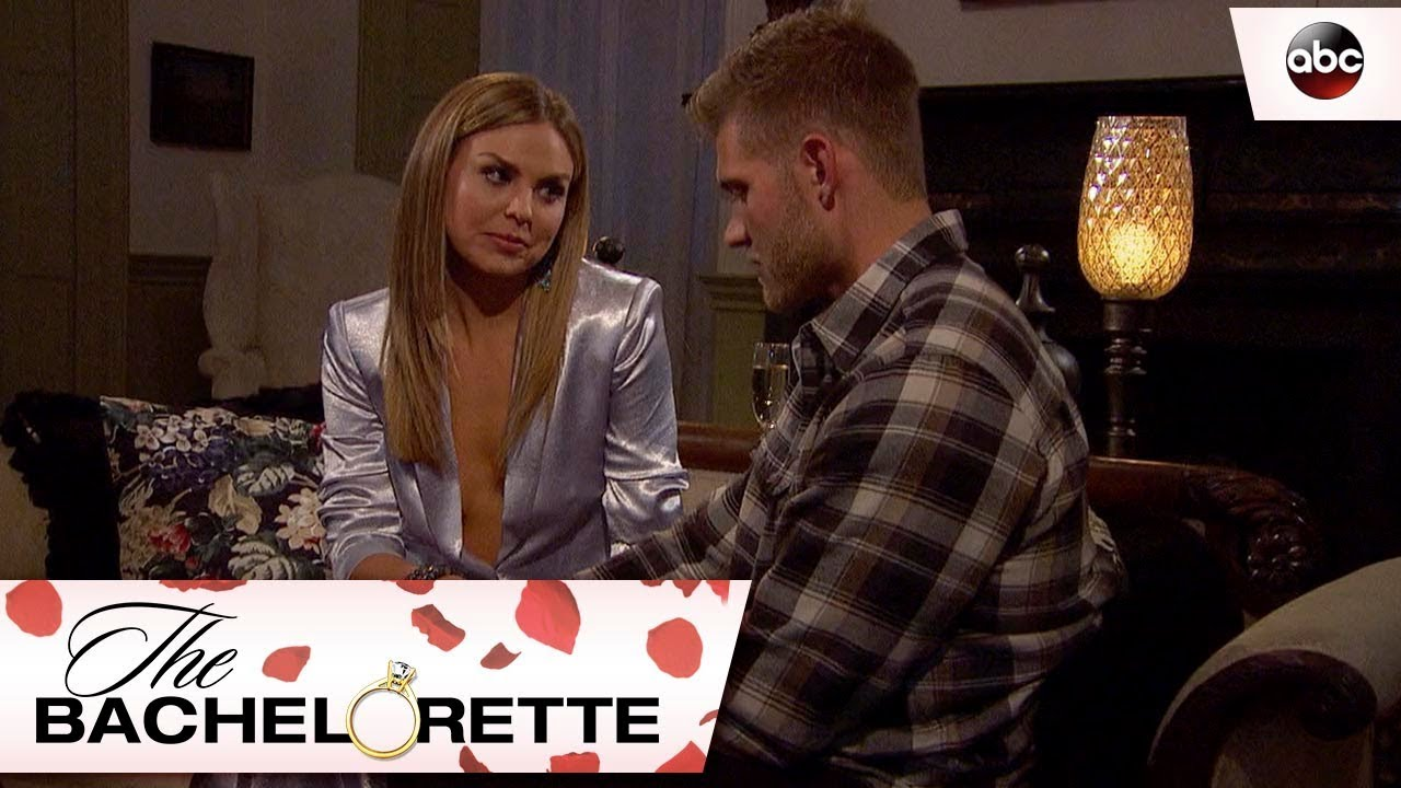 Real Question: What Does Bachelorette Hannah Actually Like About Luke P.?
