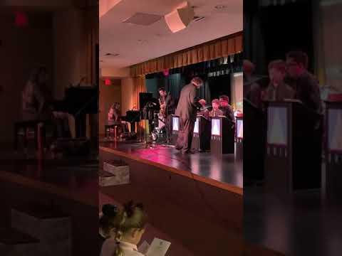 New World School of the Arts Jazz Ensemble at Conchita Espinosa Academy