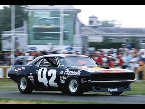 Goodwood: View from the driver's seat - 1970 Plymouth AAR 'Cuda factory Trans-Am Racer