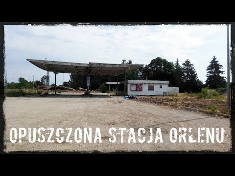Opuszczona Stacja Orlenu |Urbex #127|