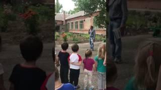 """Акция """"Эстафета хороводов мира"""" 23 июня 2017 года."""