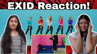 EXID (이엑스아이디) - 'Up & Down' Reaction! | WHAT DID…