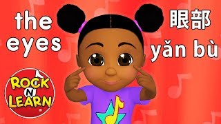 Learn Chinese for Kids – Body Parts, Family & Feelings