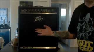How to repair input jack - Bass Guitar Amplifier Peavey Basic 112