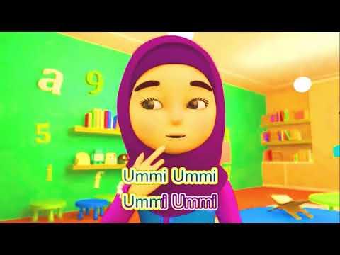 Ummi - Lagu Anak Islami Terbaru | Edisi Kartun Cover Rofi &  Faizal